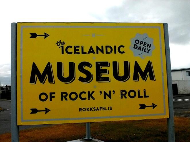 Rock´N´ Roll Museum Iceland