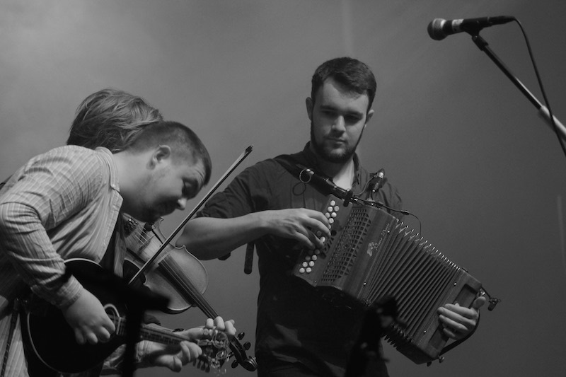 Cúig-Folk am Neckar 2018