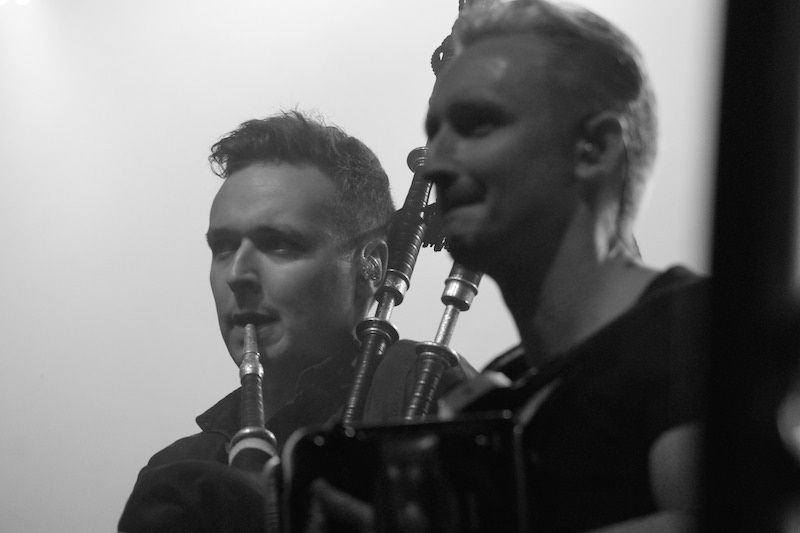 Skerryvore/Folk am Neckar 2018